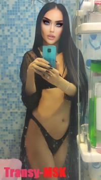 фото транссексуала Клеопатра из города Москва