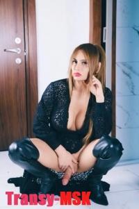 фото транссексуала Кристиан из города Москва