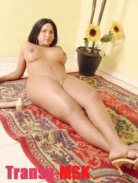 фото транссексуала Синди из города Москва