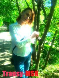 фото транссексуала Вики из города Москва