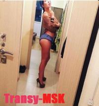 фото транссексуала Снежана из города Москва