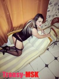 фото транссексуала Lena maria из города Москва