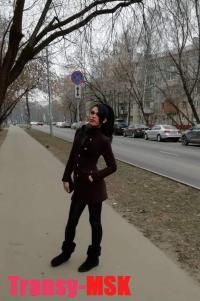 фото транссексуала Angelica из города Москва