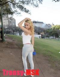 фото транссексуала Натали из города Москва