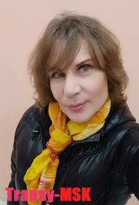 фото транссексуала Лекса Славанская из города Москва